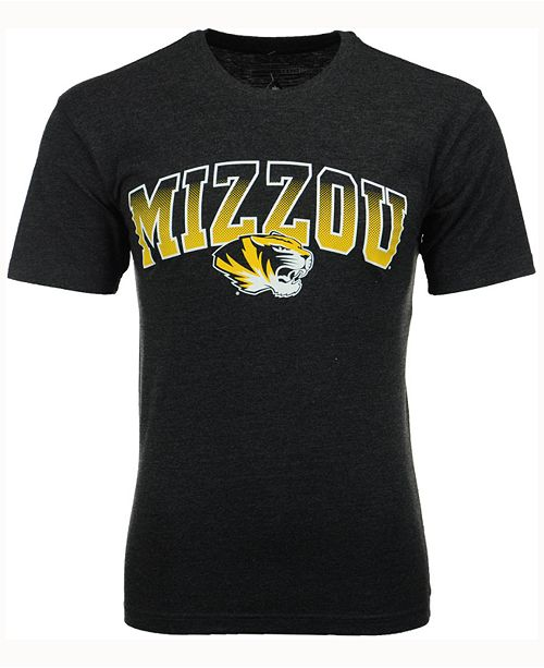 Colosseum Men's Missouri Tigers Gradient Arch T-Shirt
