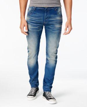 G-STAR RAW Arc 3D Slim Fit Jeans In Medium Age