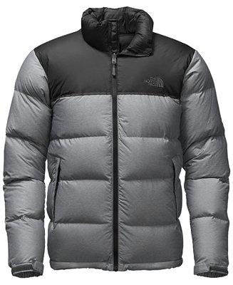 b8d32bf887 The North Face Men s Nuptse Fill-Down Jacket   Reviews - Coats   Jackets -  Men - Macy s