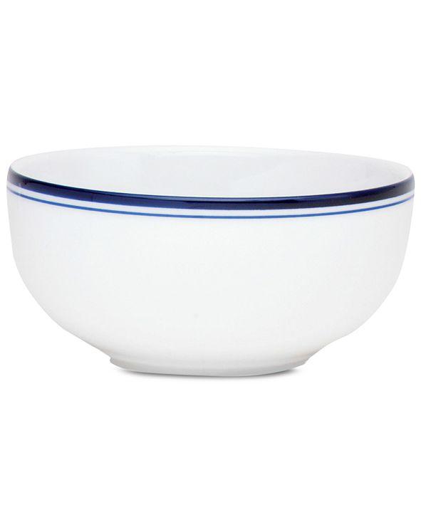 Dansk Dinnerware, Christianshavn Blue Fruit or Cereal Bowl