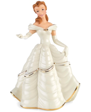 Lenox Collectible Disney Figurine, Beauty and the Beast My Heart is Yours