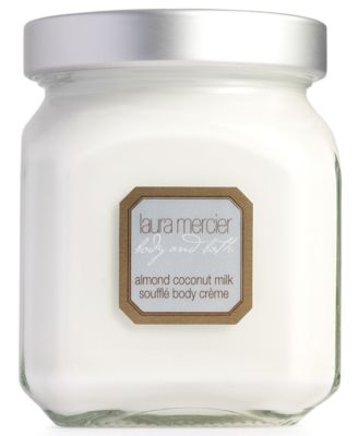 Almond Coconut Milk Soufflé Body Crème, 12 oz.