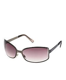 Nine West Sunglasses, Rectangular Frames