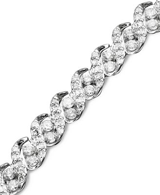 White Gold Diamond Bracelet Sale Best Bracelet 2018