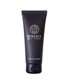Versace Pour Homme After-Shave Balm, 3.4oz
