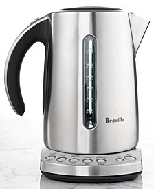 Breville BKE820XL Tea Kettle, Variable Temperature Electric
