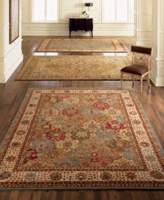 Nourison Rug, Created For Macyu0027s, Persian Legacy PL01 Multi