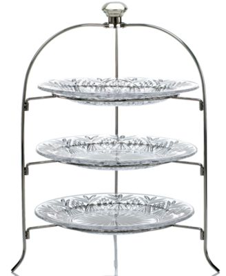 Serveware, Dublin 3-Tier Serving Rack