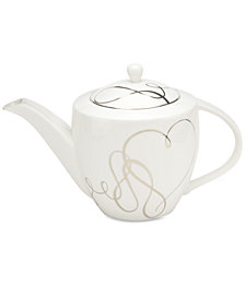 Mikasa Love Story Tea Server