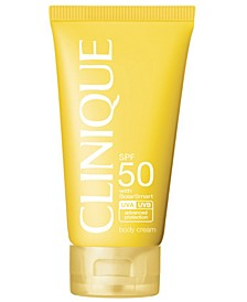 Sun SPF 50 Body Cream, 5 oz.