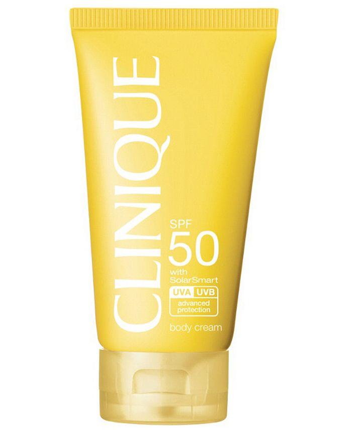 Clinique - Sun SPF 50 Body Cream, 5 oz.