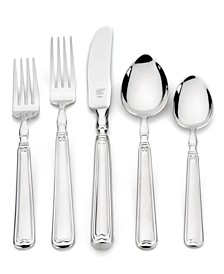 Zwilling Vintage 1876 18/10 Stainless Steel 45-Pc. Flatware Set, Service for 8