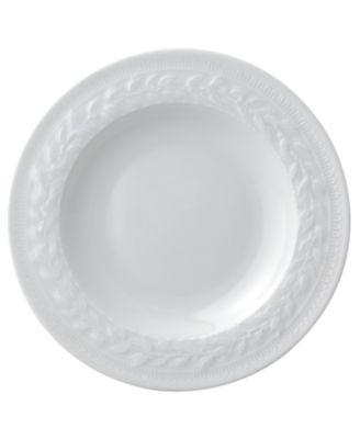 Dinnerware, Louvre Rim Soup Bowl