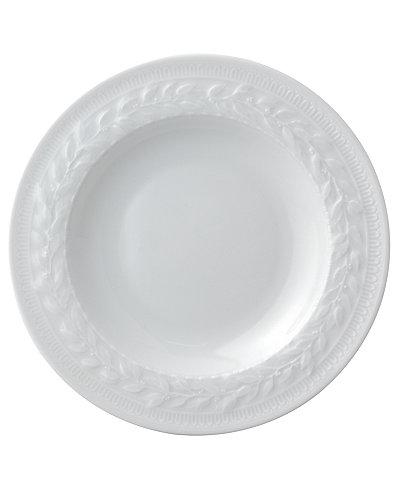Bernardaud Dinnerware, Louvre Rim Soup Bowl