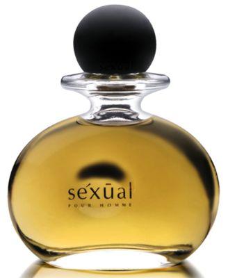 Men's sexual pour homme Eau de Toilette, 4.2 oz - A Macy's Exclusive