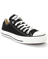 bbd8aa8bb7fcd2 Converse Women s Chuck Taylor All Star Ox Casual Sneakers from Finish Line