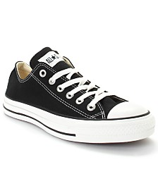 4a0d3e37ad9e Converse Women s Chuck Taylor All Star Ox Casual Sneakers from ...