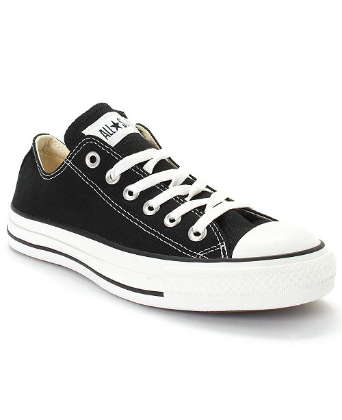 huge selection of 493de 40ac5 ... Converse Women s Chuck Taylor All Star Ox Casual Sneakers from Finish  ...