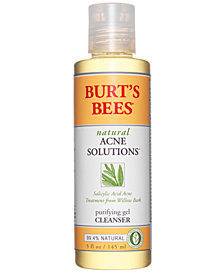 Burt's Bees Acne Purifying Gel Cleanser, 5 fl. oz.