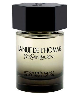 Men's La Nuit de L'Homme After-Shave Lotion, 3.3 oz.