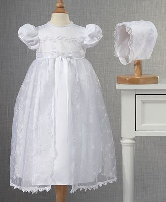 Lauren Madison Baby Girls' Christening Gown - Dresses - Kids ...