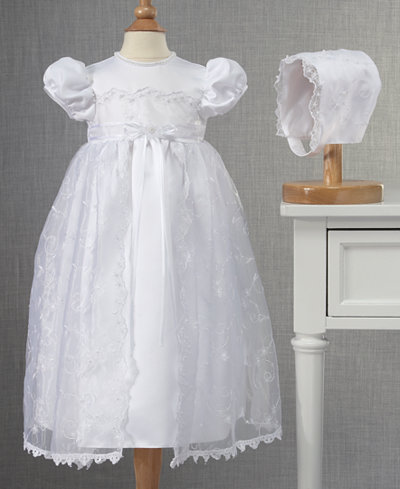 Lauren Madison Christening Gown, Baby Girls