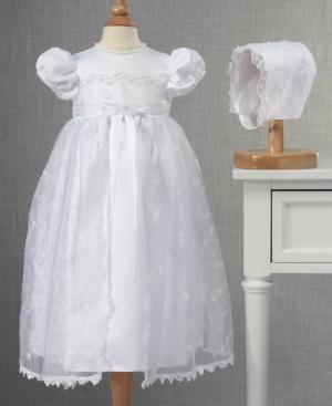 Lauren Madison Baby Girls Christening Gown