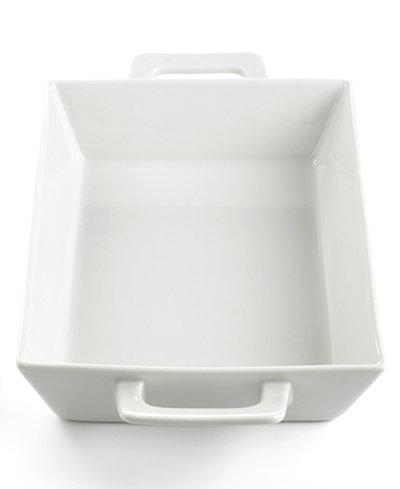 The Cellar Whiteware Lasagna Baker, Created for Macy\'s - Dinnerware ...