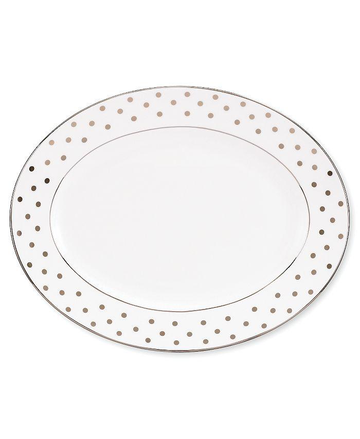 kate spade new york - Dinnerware, Larabee Road Oval Platter