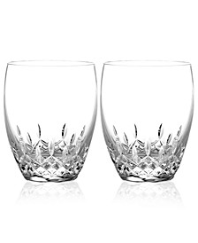 Barware Lismore Essence Double Old Fashioned Glasses, Set of 2
