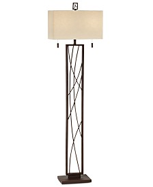 Pacific Coast Crossroads Floor Lamp
