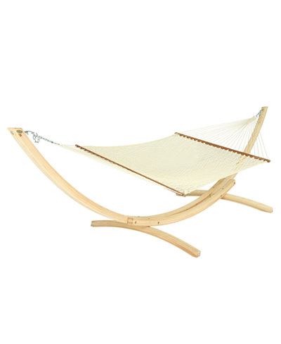 Deluxe DuraCord Rope Hammock, Quick Ship