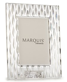 "Marquis by Waterford Picture Frame, Rainfall Portrait 8"" x 10"""