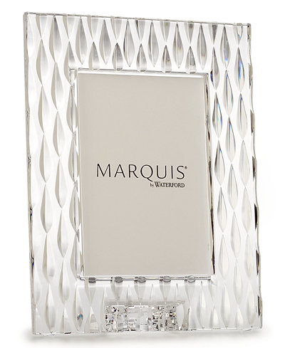 Marquis By Waterford Picture Frame Rainfall 5 Quot X 7