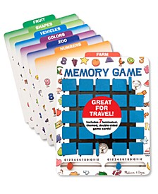 Toy, Flip to Win Memory Game
