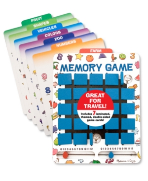 Melissa and Doug Toy Flip to Win Memory Game
