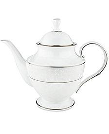 Lenox Opal Innocence Teapot