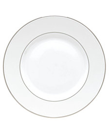 Lenox Opal Innocence Stripe Dinner Plate