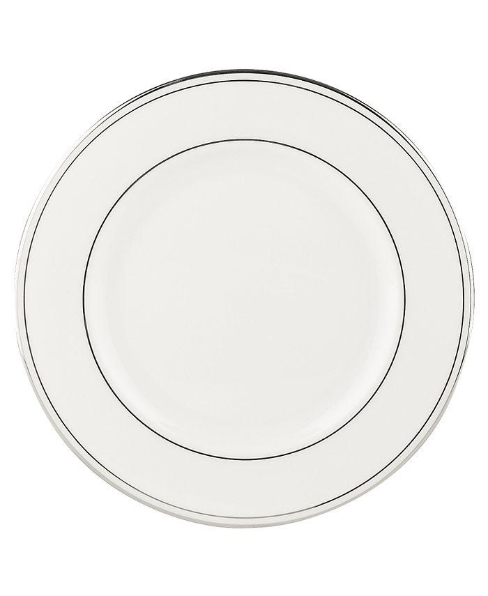 "Lenox - ""Federal Platinum"" Salad Plate"