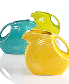 Fiesta Large Disk Pitcher Set