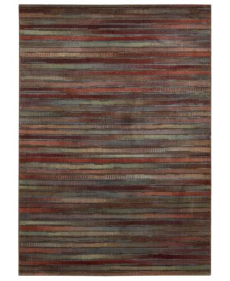 "CLOSEOUT! Area Rug,  Expressions XP11 Multi Color 9'6"" x 13'6"""