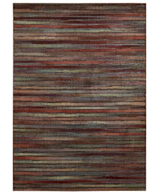 """CLOSEOUT! Area Rug,  Expressions XP11 Multi Color 2' x 2'9"""""""