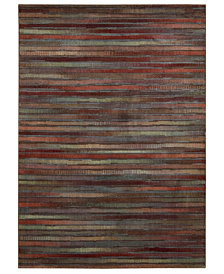 "CLOSEOUT! Nourison Area Rug,  Expressions XP11 Multi Color 9'6"" x 13'6"""