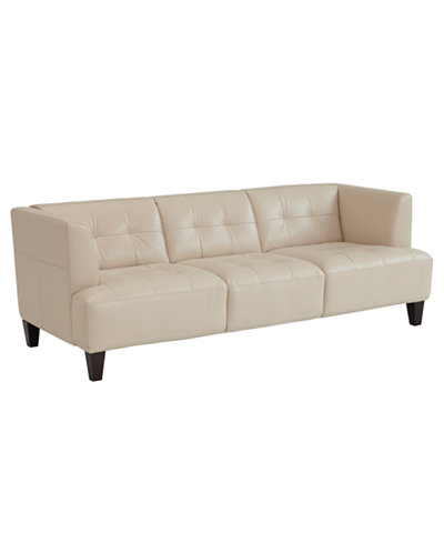 Macys Furniture Leather Sofa