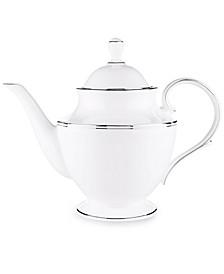 Federal Platinum Teapot