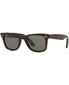 Ray-Ban Polarized Sunglasses, RB2140