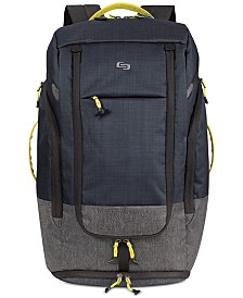 "Solo Velocity 17.3"" Backpack Duffel"