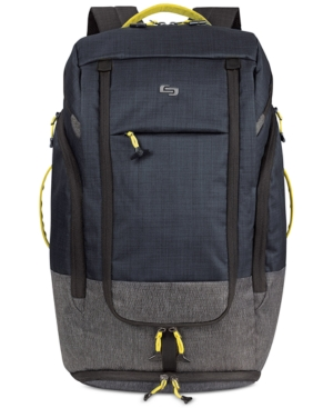 """Solo Velocity 17.3"""" Backpack..."""