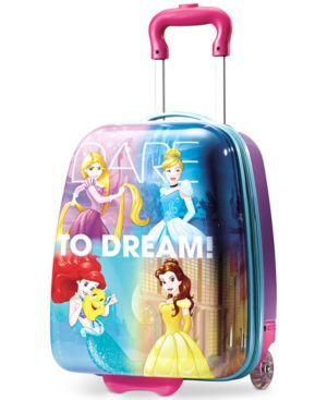 """Disney Princess 18"""" Hardside Rolling Suitcase by American Tourister 3446483"""