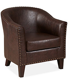 Galven Accent Chair, Quick Ship